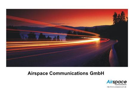 Airspace Communications GmbH