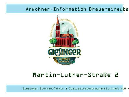 Martin-Luther-Straße 2