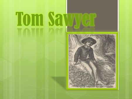 Tom Sawyer.
