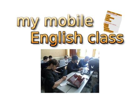 Mobile Learning.