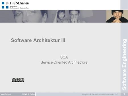 Software Architektur III