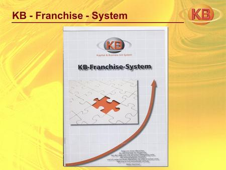 KB - Franchise - System.