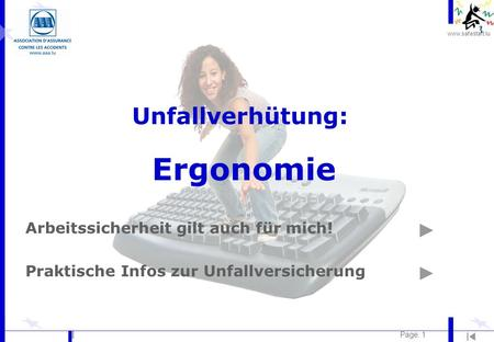 ergonomie am arbeitsplatz ppt herunterladen. Black Bedroom Furniture Sets. Home Design Ideas
