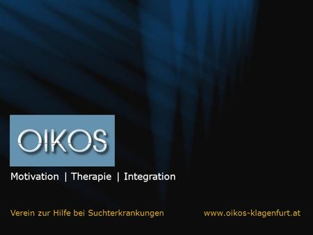 Motivation | Therapie | Integration