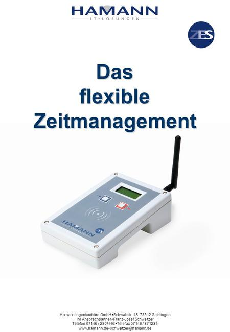 Das flexible Zeitmanagement
