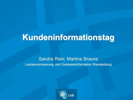 Kundeninformationstag