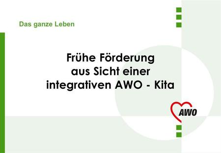 integrativen AWO - Kita