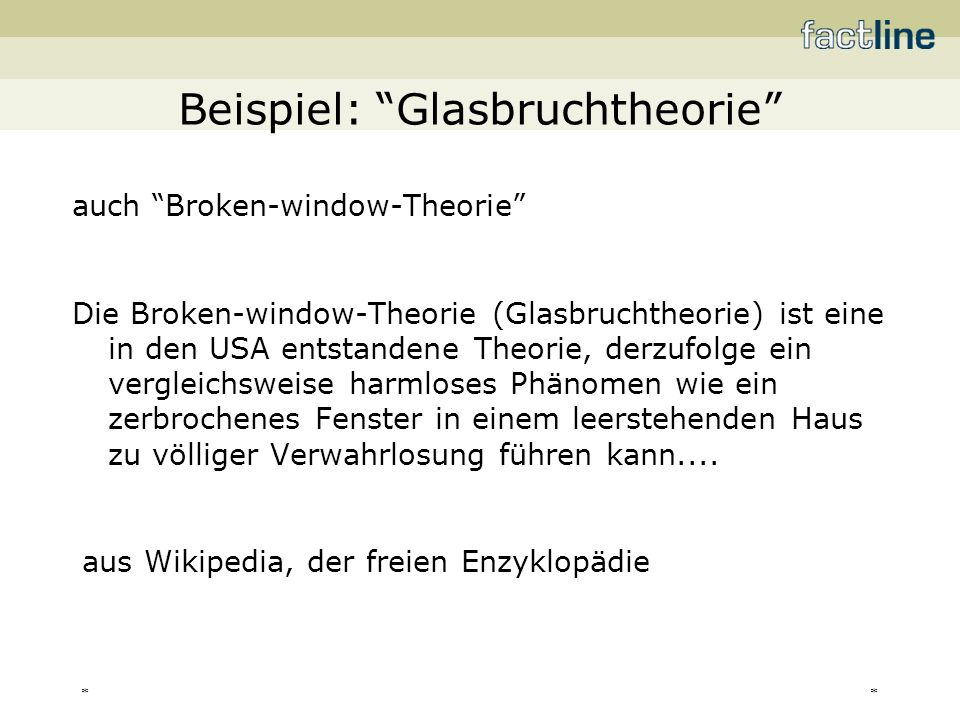 ** Adaptionen für E-Learning statt Lexikon-> Literaturliste mit ca.