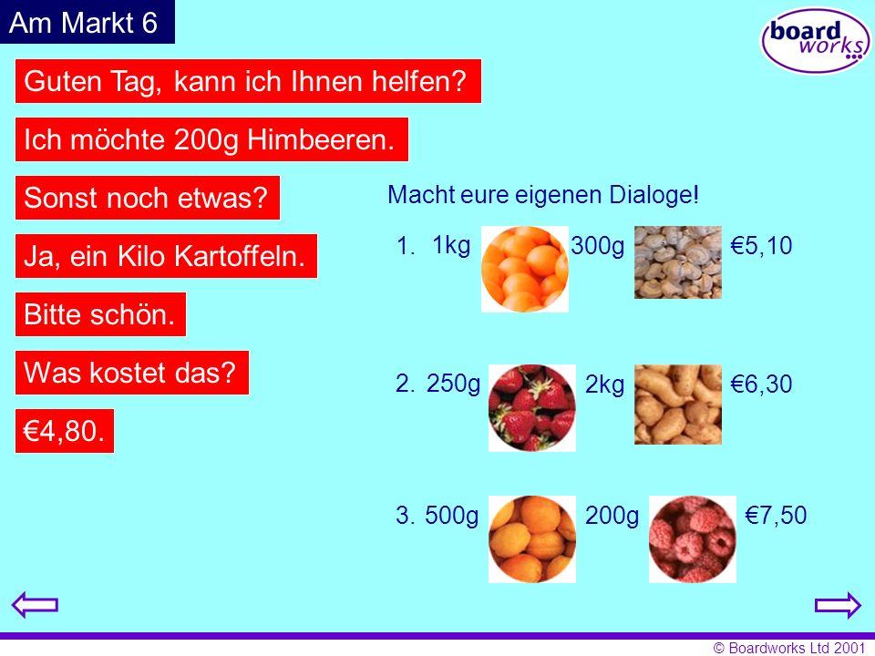 © Boardworks Ltd 2001 Im Restaurant 1 Welches Restaurant ist das.