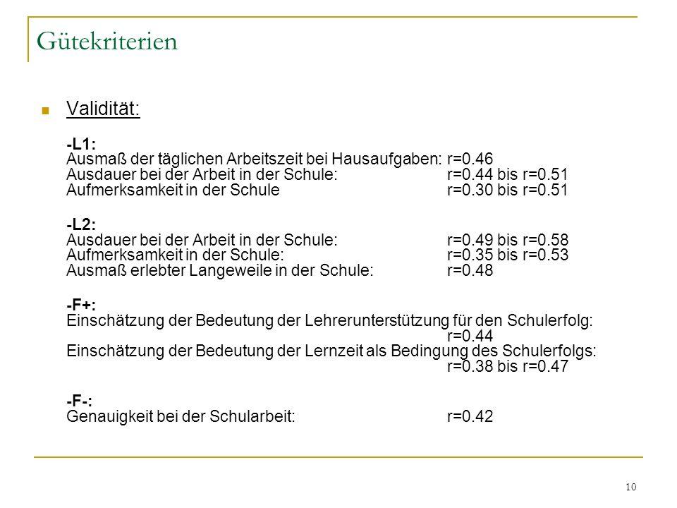 11 Durchführung Bearbeitungsdauer: ca.15-25 min.