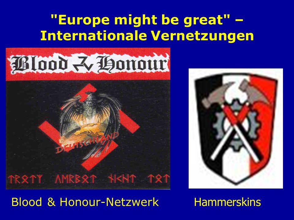 Hisst die rote Fahne mit dem Hakenkreuz – Störkraft, Radikahl und Endstufe Störkraft