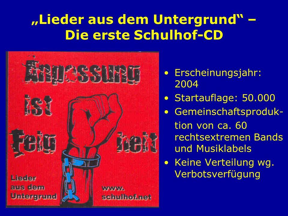 Die Schulhof-CD