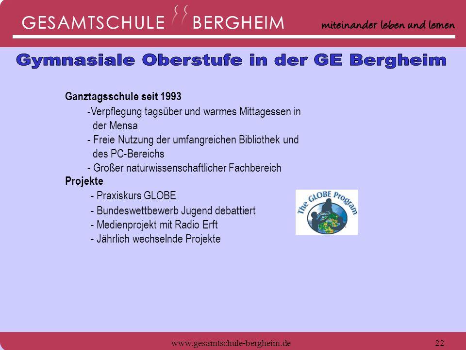 www.gesamtschule-bergheim.de23 Fahrten