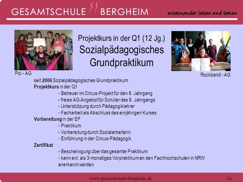 www.gesamtschule-bergheim.de37 Frau Heppekausen Frau Krisam Frau Gärtner Herr Meuter Herr Schneider Frau Giese-Alers Oberstufenleiterin Das Beratungsteam