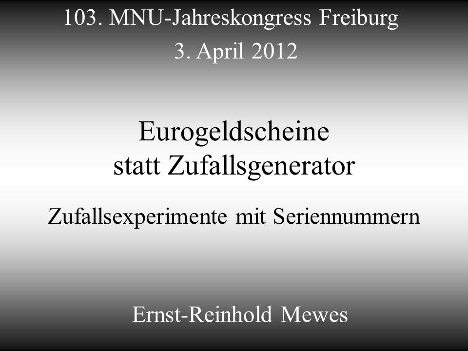 März 2012 www.eurobilltracker.com