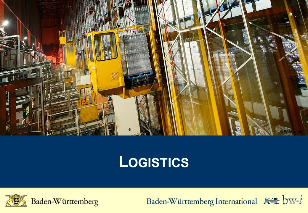 Key Figures for the Logistics Industry Turnover Employees Turnover per employee (K EUR) Companies* WZ-Code 2008: 49.2, 49.4, 49.5, 50.2, 50.4, 51.2, 52, 53 * Businesses with at least 17,500 Euros taxable turnover and/or employees liable for social security contribution Source: Statistical Office for the State of Baden-Württemberg, Eurostat