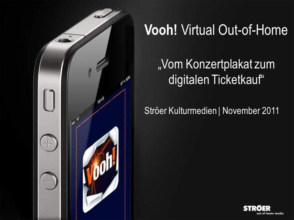 >Vooh.ist die neue App zur Verknüpfung von Plakaten mit digitalen Zusatzinhalten >Vooh.