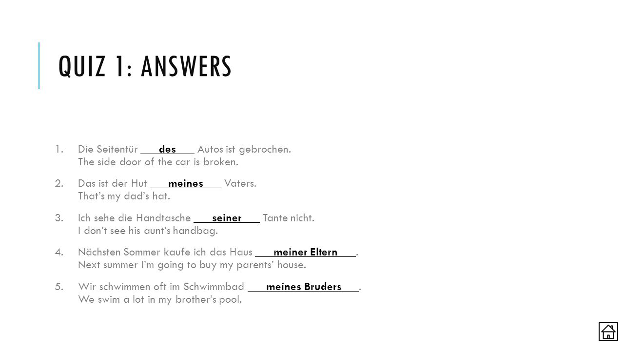 Write your answers on a sheet of paper.Click the Answers button to check your work.