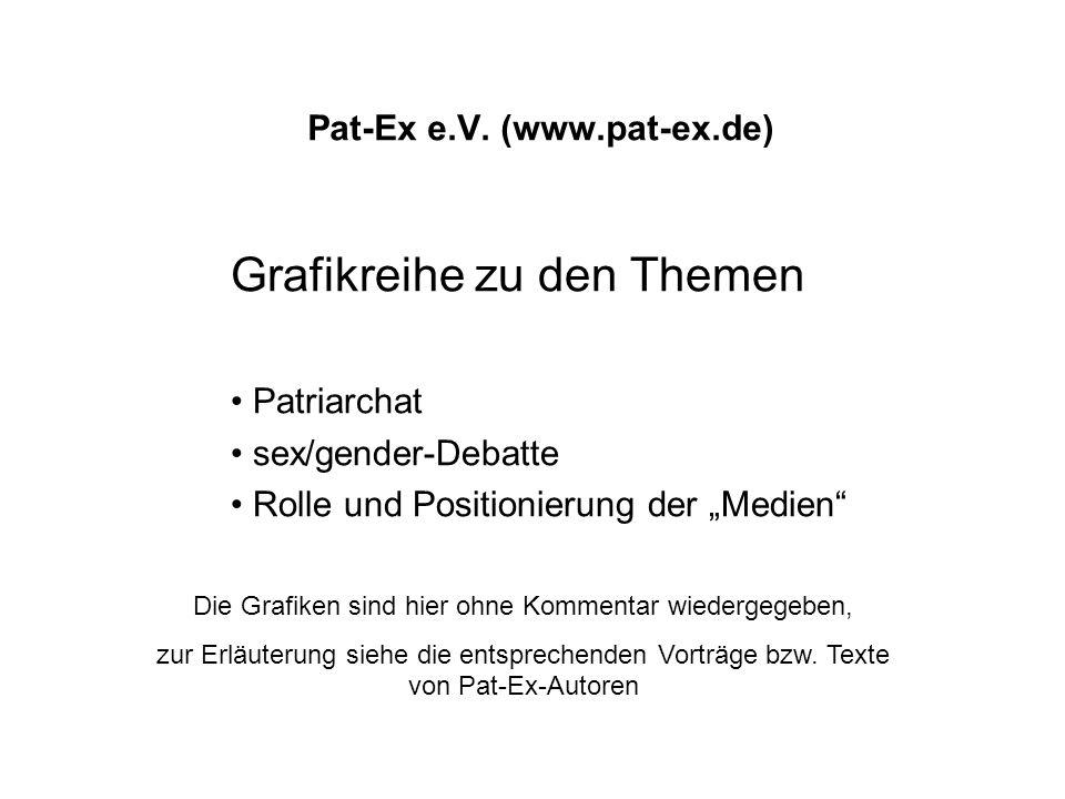 Drei Dimensionen des Patriarchats Beispiele Erwachsene: Ressourcenverteilung im Team, in der Einrichtung usw.