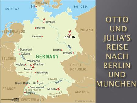 Trip 1 From: To: Berlin, Ger many Munich, Ge rmany $610Edit Inter City Express 1207 8:24AM Berlin Hbf Germany 18 May 2:42PM Muenchen Hbf, Germany 18.