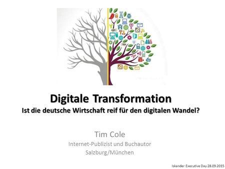 Big Thumb Digitaler Wandel Dr Tanja Ruckert Evp Internet