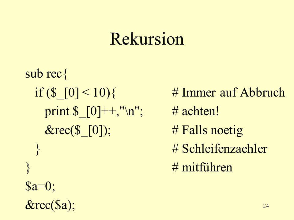 25 Aufgabe 6-4 Lesen Sie die Datei daten6-1.txt ein.