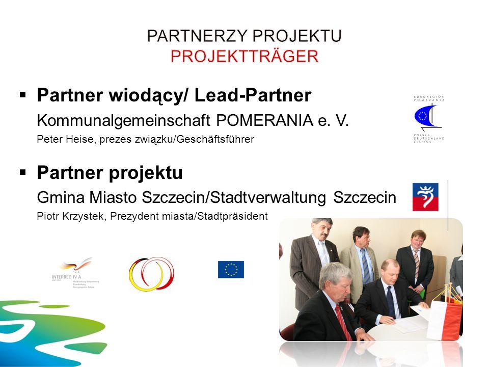 CELE I KONTEKST PROJEKTU PROJEKTZIELE UND PROJEKTHINTERGRUND Kontekst projektu /Projekhintegrund  Reakcja na konsekwencje społeczne i gospodarcze wynikające z przystąpienia Polski do UE w 2004r.