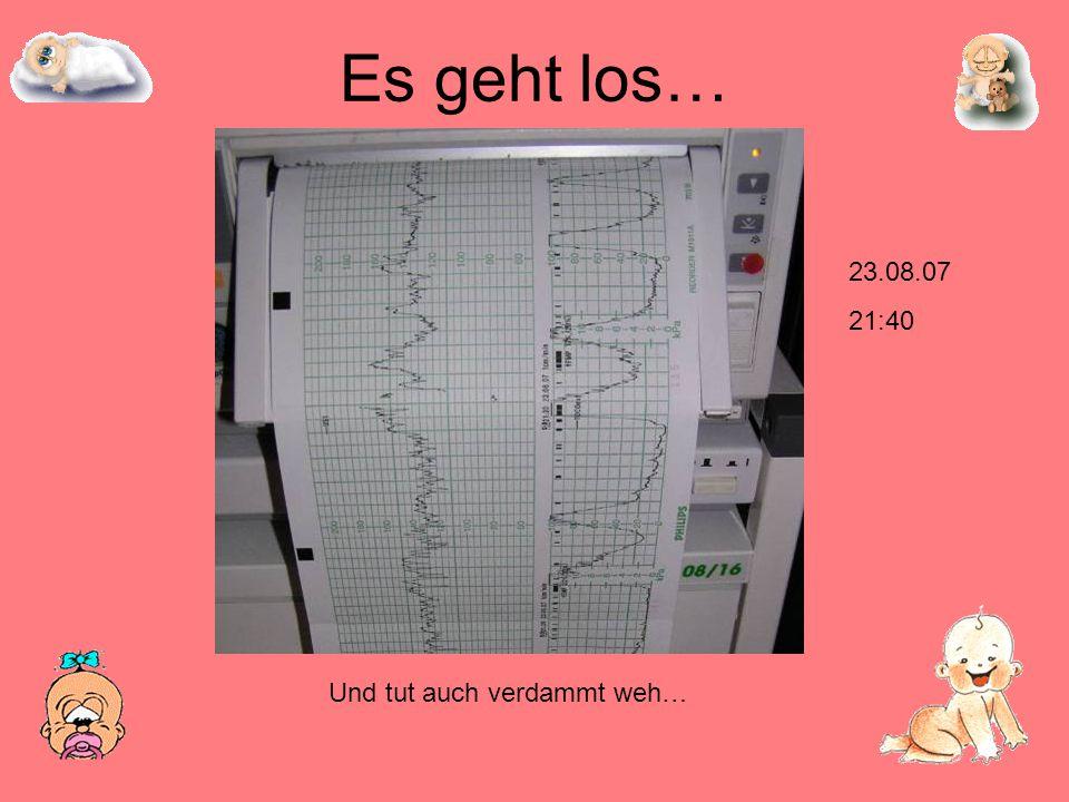 Da ist sie ;-) Geburtsdatum: 23.08.07 22:37 Uhr in Frankfurt Foto: 22:39 Uhr