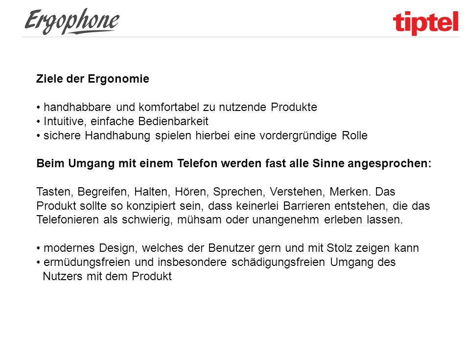 Geschichte der (Ergonomie-) telefone In den 70er und 80er Jahren hat die Deutsche Bundespost und andere Großunternehmen die Tischtelefone nach ergonomischen Maßstäben entwickelt.