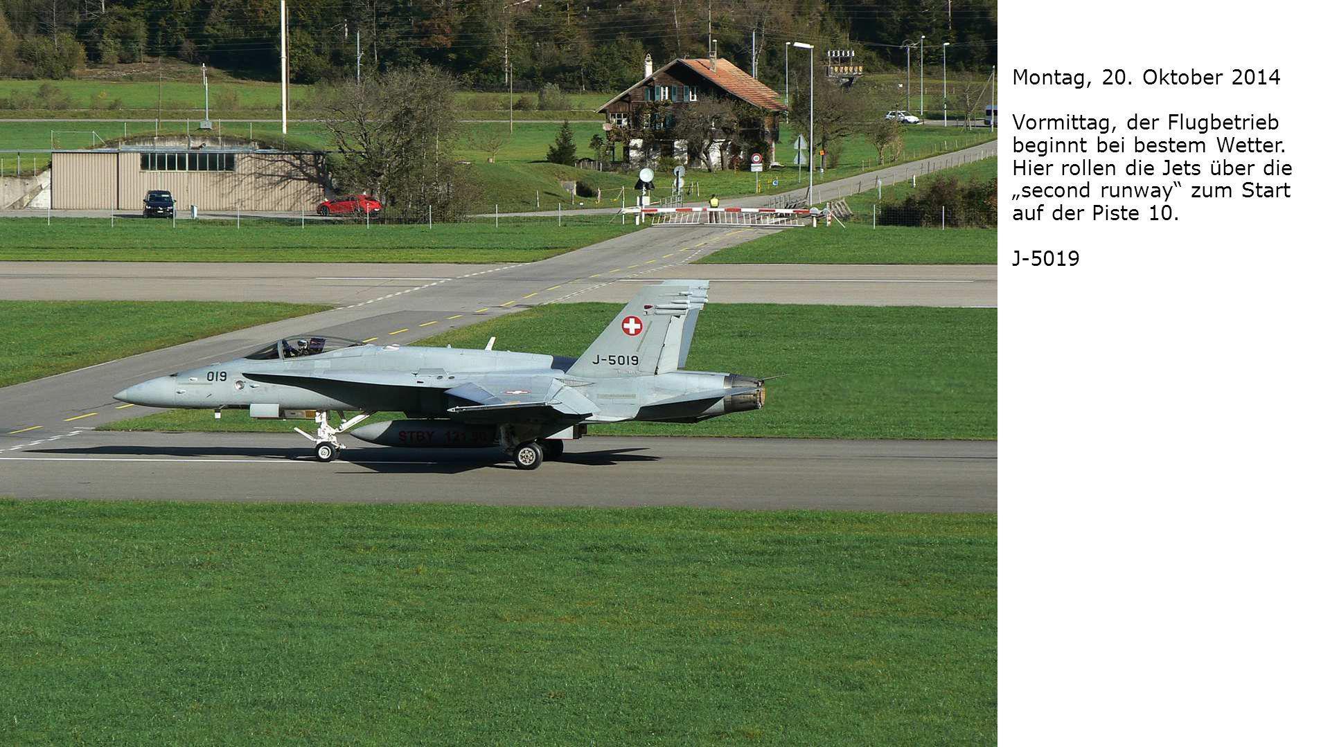 J-5015 Wir Flugzeugspotter oder Zuschauer sind nie allein.