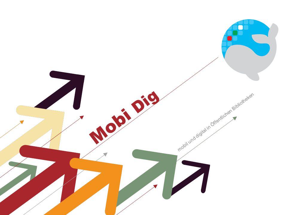 """Hinweis: Die nachfolgende Präsentation wurde im Rahmen des Landesprojektes """"MobiDig – mobil und digital in Öffentlichen Bibliotheken erstellt."""