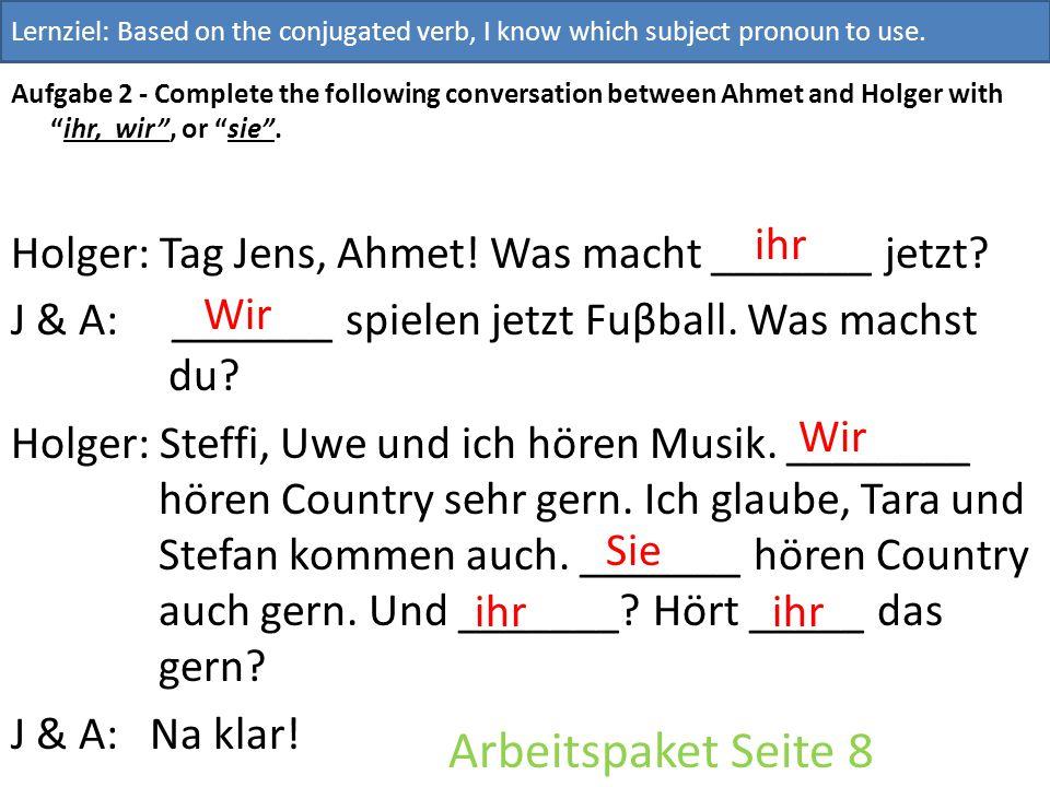 Du oder Sie.Lernziel: I wil know when to use DU or SIE when addressing people in Germany.