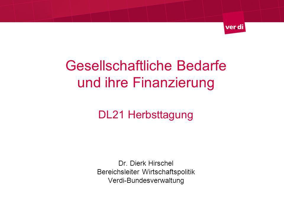 Deutsche Investitionsschwäche