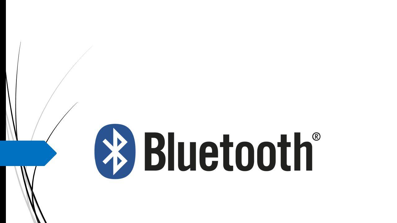 Allgemeines  Industriestandard  1990, Bluetooth Special Interest Group (SIG)  Datenübertragung durch Funktechnik  Ersetzen von Kabelverbindungen  Name:  Dänischer König Harald Blauzahn  Vereinte verfeindete Teile Dänemarks
