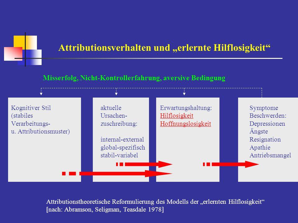 Verstärkerverlust Modell nach Lewinsohn et al.