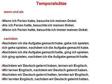 Wenn s: Englisch » Deutsch pons