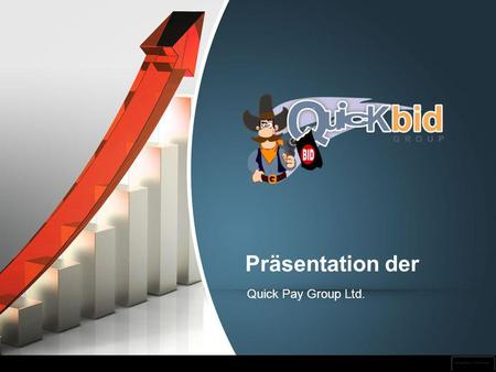 Präsentation der Quick Pay Group Ltd. 1 1.