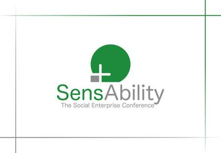 2014 SensAbility – The Social Enterprise Conference Team Idee Datum Teamfoto/Logo.