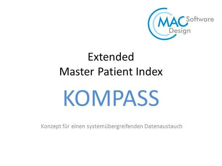 Extended Master Patient Index