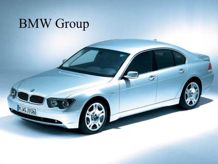 BMW Group.