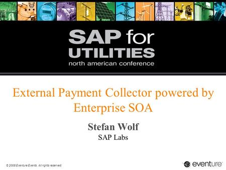 External Payment Collector powered by Enterprise SOA