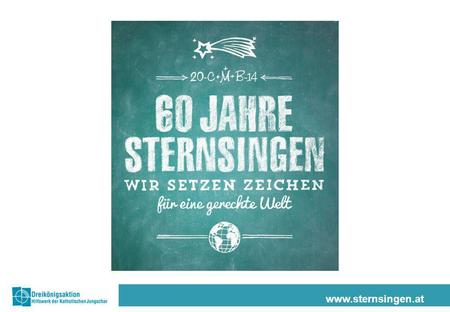 Www.sternsingen.at.