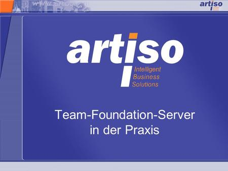 Team-Foundation-Server in der Praxis. Folie 2 von 12 Agenda Struktur Visual Studio Team System Funktionsübersicht über Team Foundation Server Software.