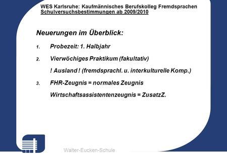 Georg Kerschensteiner Schule M Llheim Berufskolleg I