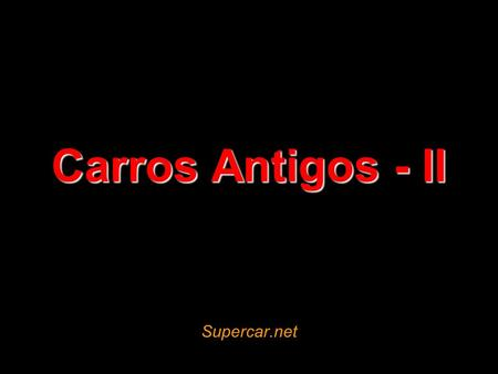 Carros Antigos - II Supercar.net 1907 Rolls-Royce Silver Ghost.