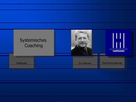 Fachliche Heimat Zur Person Methode Systemisches Coaching.