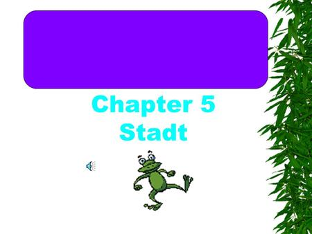 Chapter 5 Stadt Final Jeopardy 100 200 300 400400400400400 500500500500500.