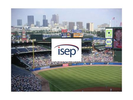 International Student Exchange Program (ISEP) The Experience of a Lifetime.