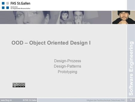 OOD – Object Oriented Design I