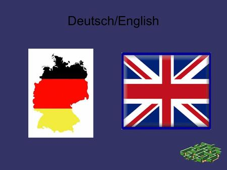 Deutsch/English.
